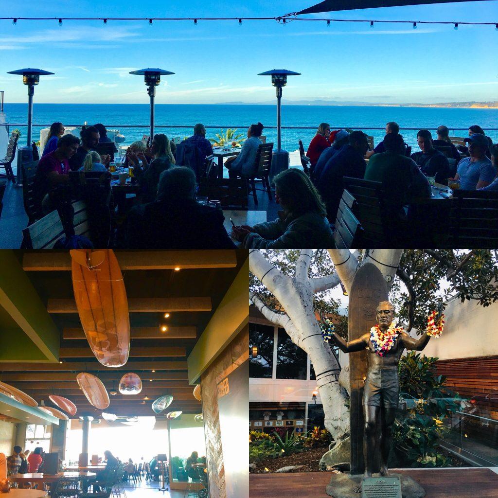 Cocina hawaiana en La Jolla, San Diego. California
