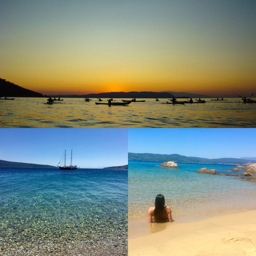 Islas Espóradas, Grecia, islas griegas.
