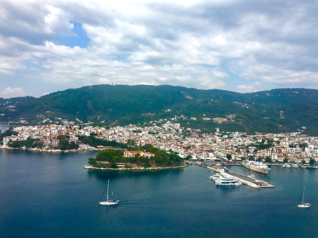 Skiathos, Islas Esporadas, Grecia, Islas griegas